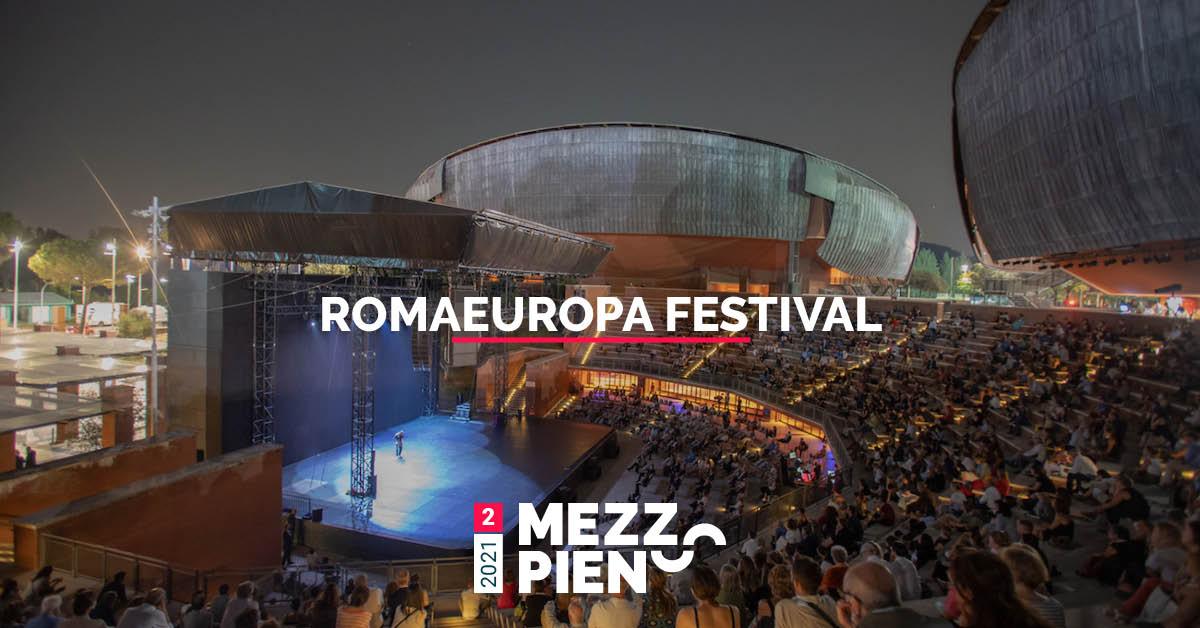 Romaeuropa Festival Pandemia