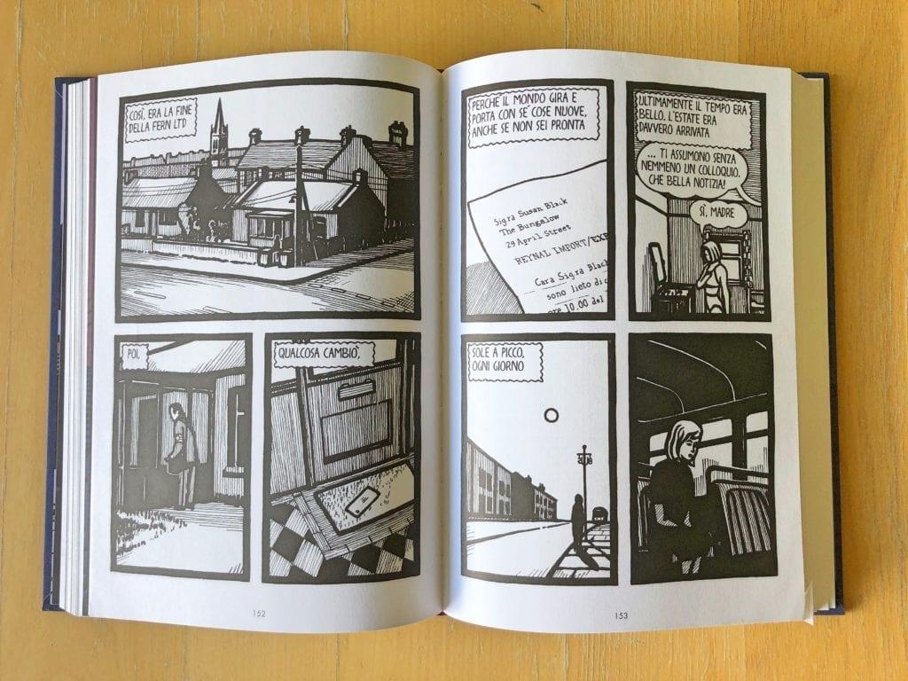 Fumetti dal Futuro: Un Mondo Nuovo di Chris Reynolds