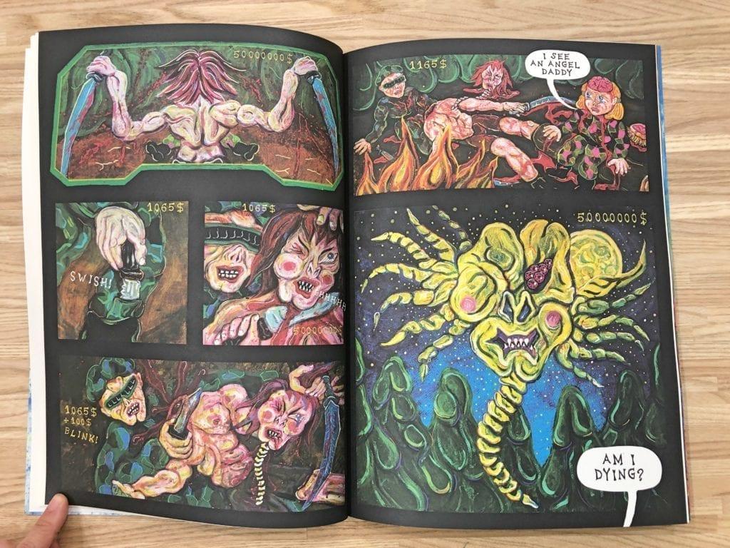 Fumetti dal Futuro: Invisible War di Diego Lazzarin