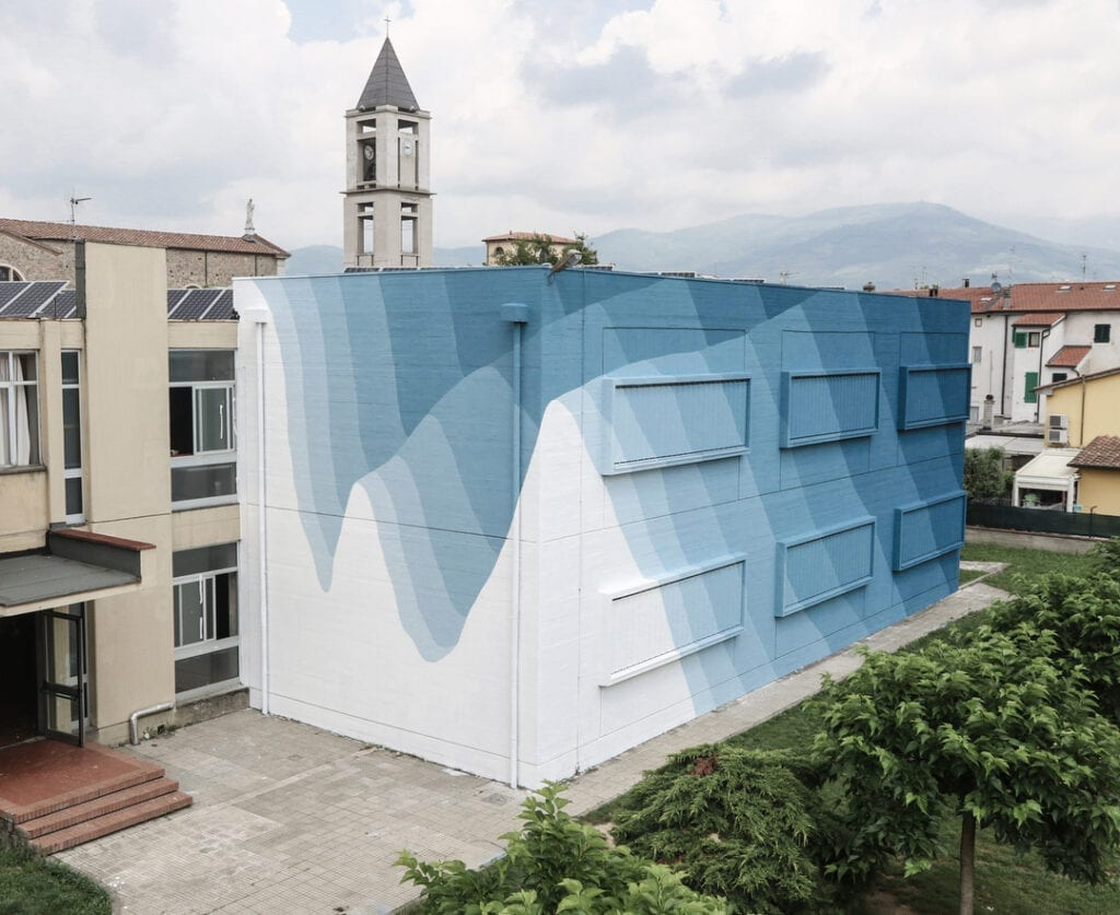 Urban art e natura sulle medianeras - Ciredz