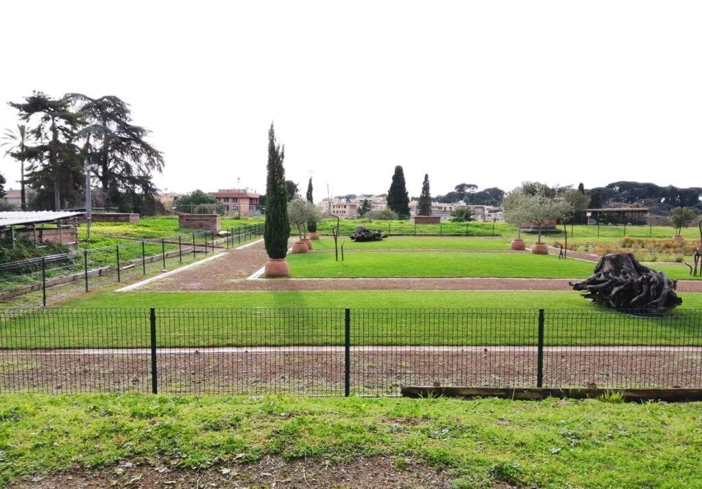 Tetti Verdi - Parco Archeologico Colle Oppio