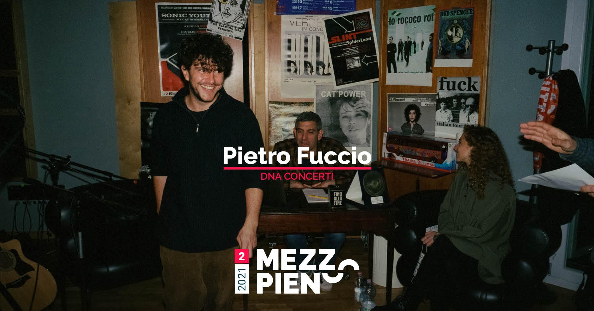 Intervista a Pietro Fuccio DNA Concerti