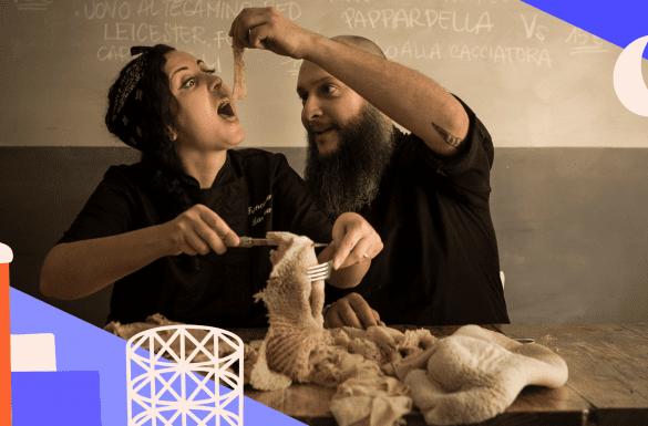 The Fooders - Metronauti