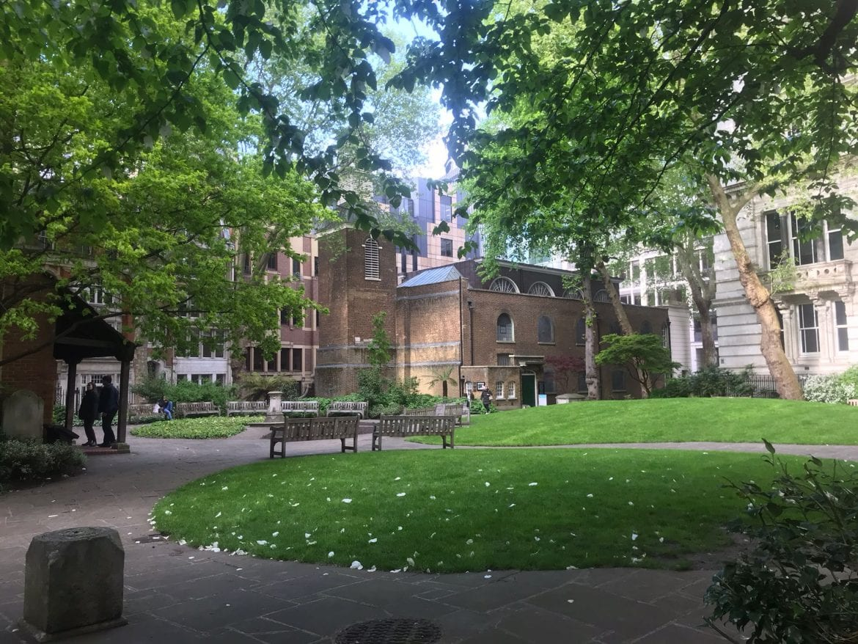 Londra: Postman's Park