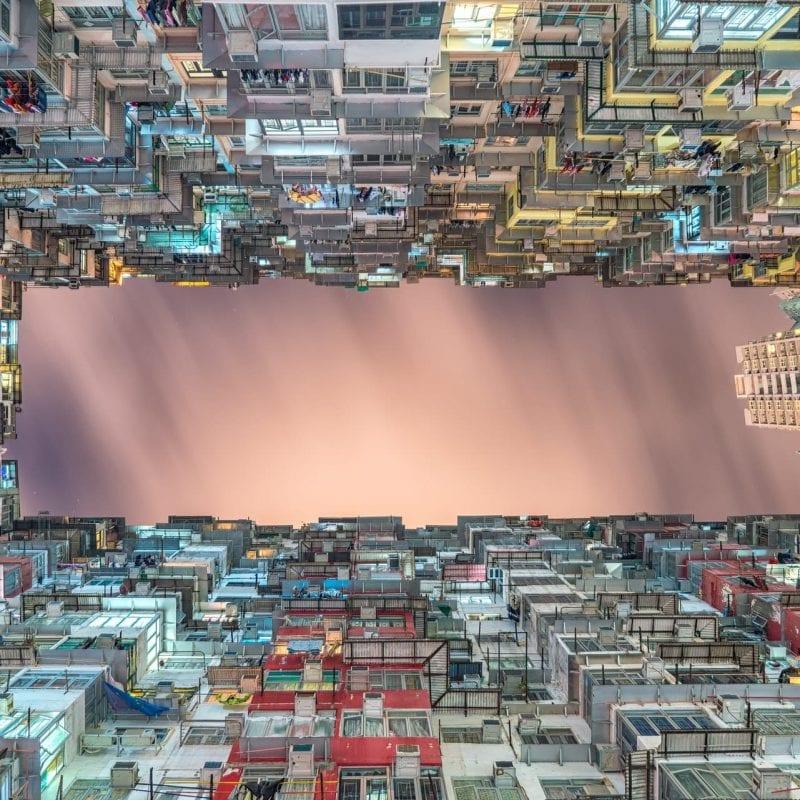 52 playlists - 1997: palazzi di Hong Kong